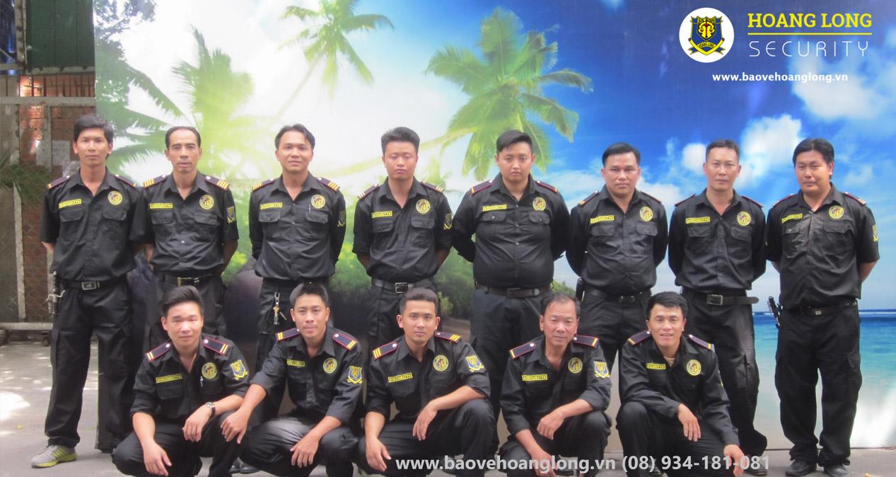 Dịch vụ bảo vệ chuyên nghiệp uy tín tại TPHCM