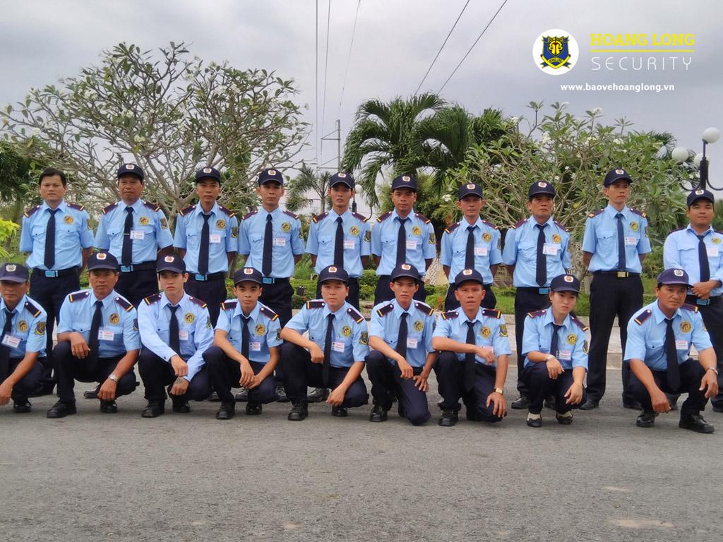 Công ty bảo vệ chuyên nghiệp tại Long An